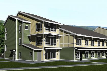One Bedroom Unit at Highland Woods